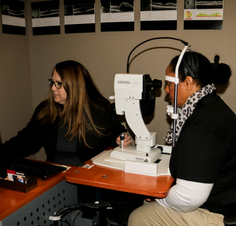 eye exam jackson michigan